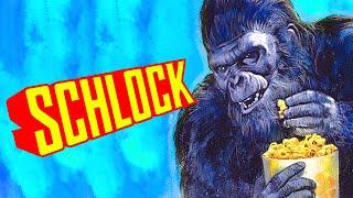 Schlock... The Ultimate B-Movie!!! John Landis' First Film - Rental Reviews