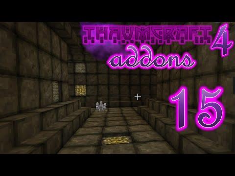 Minecraft - Thaumcraft 4 Addons #15 - The Outer Lands