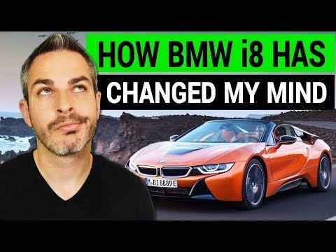 How BMW i8 Plugin Hybrid Has Changed My Mind
