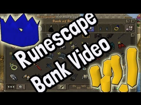The TOP 3 BIGGEST Banks In Runescape History