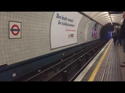 King's Cross St Pancras - Victoria line