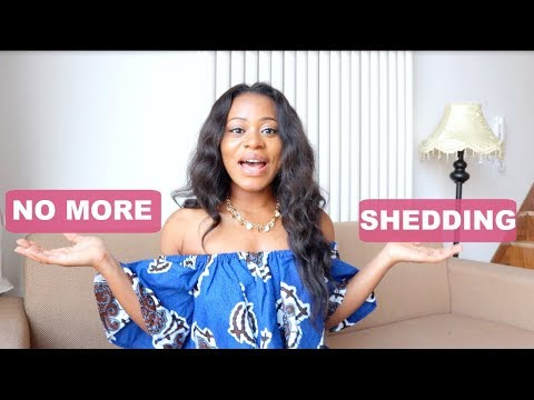 NO MORE WEAVE SHEDDING| LEARN THIS TRICK
