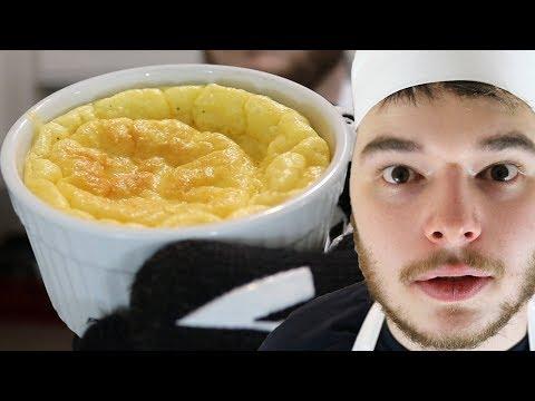 Cooking Skyrim's Uncommon Taste IRL (Sunlight Soufflé & Potage le Magnifique)