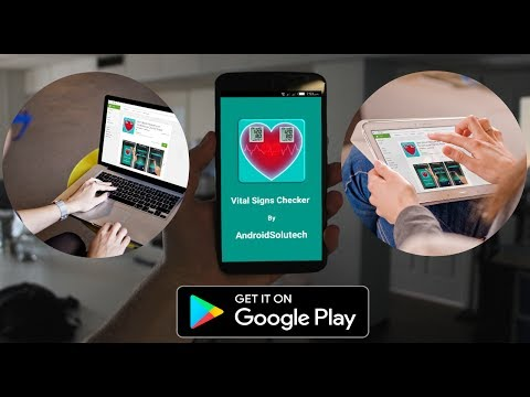 How To Check Your Blood Pressure on Mobile - Vital Signs Checker App