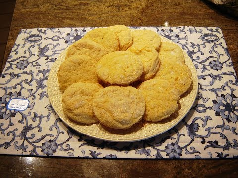 Egg Yolk Cookies by Diane Lovetobake
