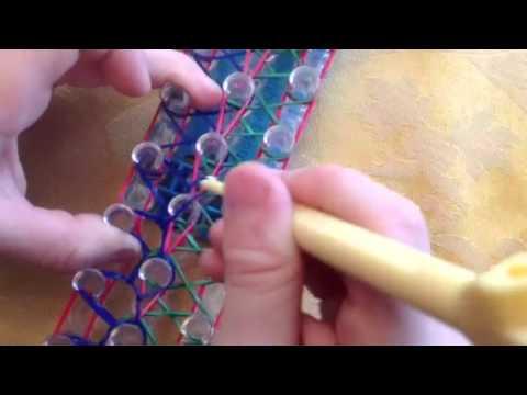 Rainbow loom cobra bracelet