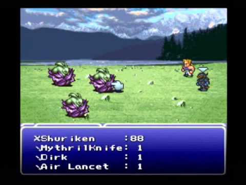 Final Fantasy VI video ep 9