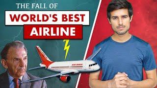 Why Air India failed? |Case Study of Air India |JRD Tata |Dhruv Rathee