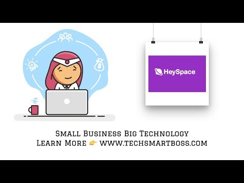 Task Management And Chat In The Same Place, It's HeySpace (Onboarding and Review)