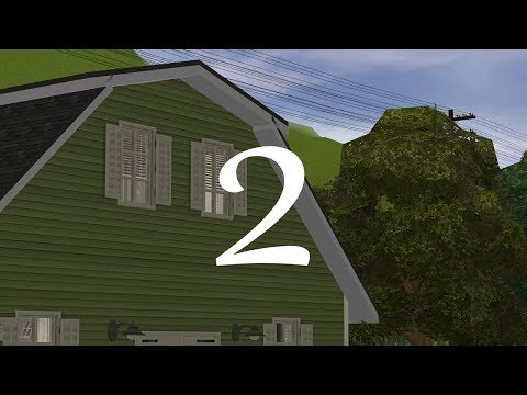 The Sims 2 - Riverblossom Hills - 147 Huckleberry Lane - Part 2