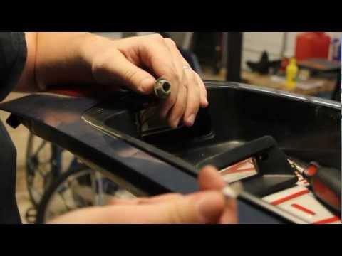 How to Change Rear Light Bulbs Honda Civic 92-95