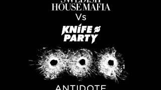 Swedish House Mafia Vs. Knife Party - Antidote (instrumental)