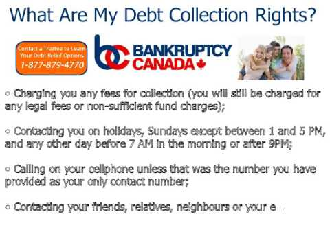 What Are My Debt Collection Rights?