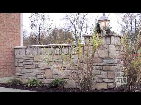 Exterior Stone Panels and Exterior Stone Veneer