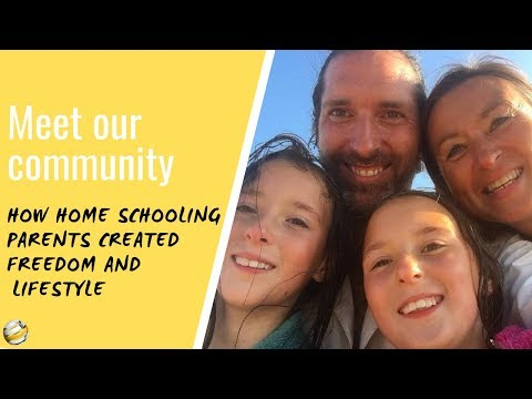 How Home schooling Parents Created Freedom And Lifestyle