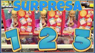 Na Loja De Brinquedos CaÇando Little Mommy Wonder Nursery!
