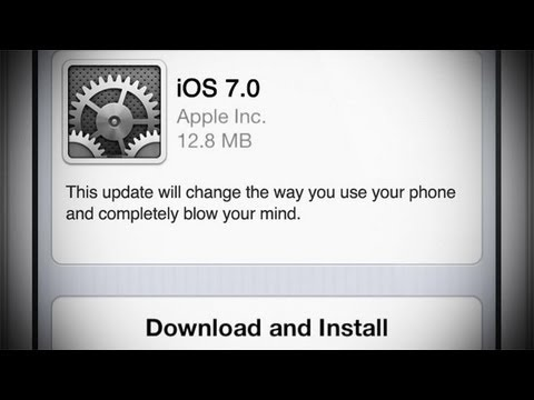 iOS 7 Beta 3 Review [HD] [FREE DOWNLOAD]