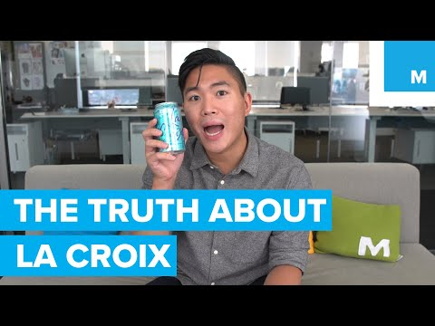 La Croix Lovers May Not Want to Hear This - Sharp Science