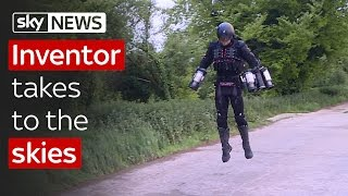 Swipe | Saving the Vyne & a jet-powered flying suit