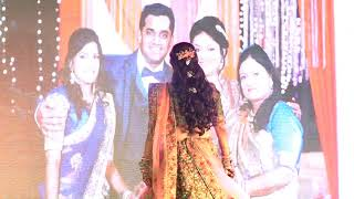 BEST SURPRISE BRIDE'S SANGEET DANCE DEDICATED TO FAMILY And GROOM # DILBARO # LAADKI # PALKHI