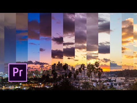 How to Create Time-Lapse Video from Still Images in Premiere Pro | Adobe Creative Cloud