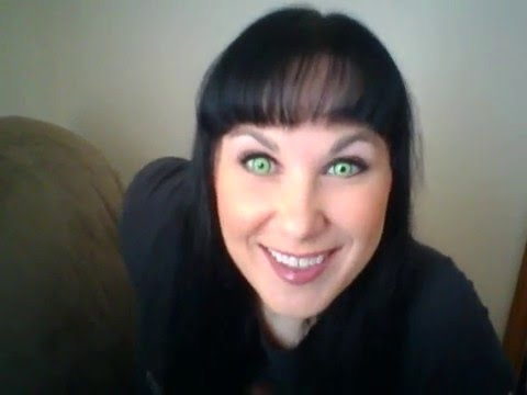 Maleficent eyes