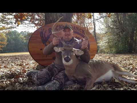 2016 Rocky Branch Outfitters- Shaun's 8 Pointer
