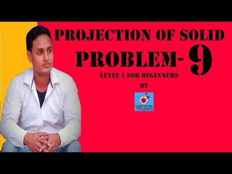 Projection of solid problem-9