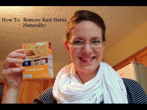 Cleaning: Naturally Remove Stains from Kitchen Counters