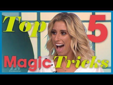 Top 5 Magic Tricks | Loose Women