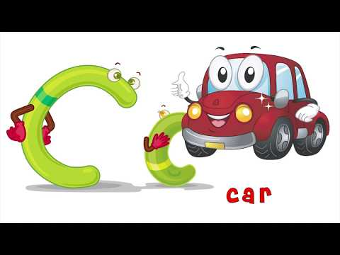 ABC SONG – ALPHABET SONG – ABC PHONICS SONG - CHILDREN