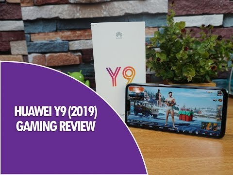 Huawei Y9 (2019) Gaming Test with PUBG Mobile- Heating and Battery Drain