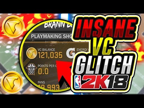 NBA 2K18 •INSANE VC GLITCH! GET UNLIMITED VC! | FASTEST VC GLITCH ON NBA 2K18!! | NO EFFORT!