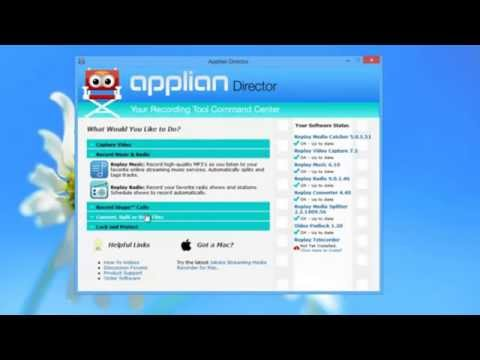 Introduction to the Replay Capture Suite - with Replay Music 7