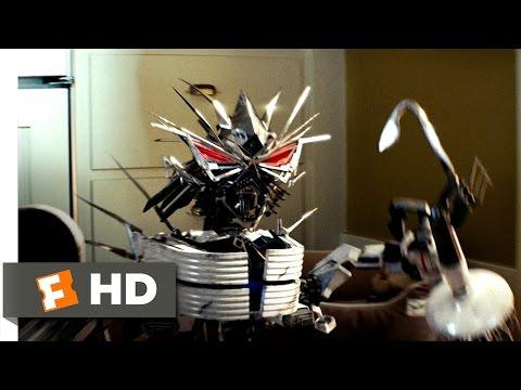 Transformers: Revenge of the Fallen (2/10) Movie CLIP - The Appliances Attack (2009) HD