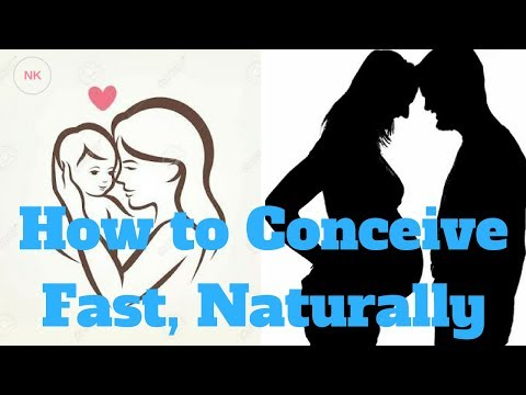 How to conceive Fast, Naturally | Get Pregnant Fast | Conceive Naturally | Nainja Kapoor