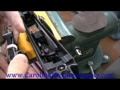Saiga Shotgun & Rifle Trigger Installation with the Bolt Hold Open Lever