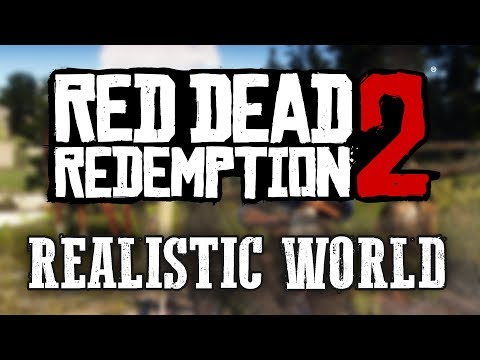 How Rockstar Created a Realistic World in Red Dead Redemption 2!!