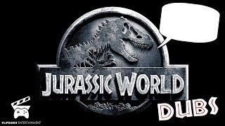 If Dinosaurs in Jurassic World Could Talk - NO STATIC & FULL SCREEN