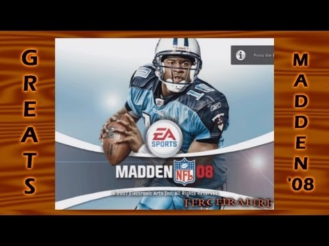 Madden 13 Shoulda Just: Last Terceirafire Created Team Game Ever (Madden 08)