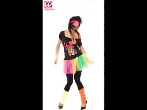 Carnaval disco outfits