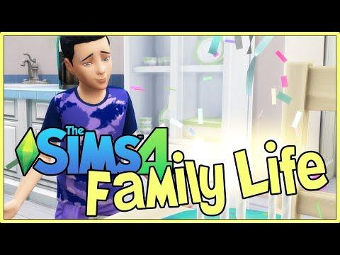 The Sims 4 | Family Life | Part 19 [Harry's Birthday]