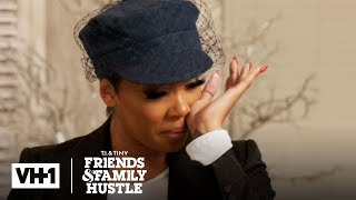 Monica Breaks Down Over Her Son | T.I. & Tiny: Friends & Family Hustle