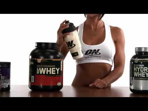 Optimum Nutrition - Gold Standard 100% Whey Protein