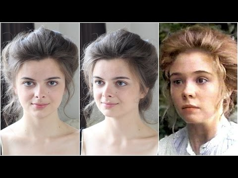 Anne Shirley (Anne of Green Gables) | Tutorial | Beauty Beacons of Fiction