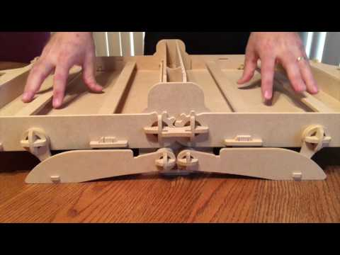 The most AMAZING CNC wood case EVER!!!