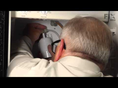 Frigidaire Refrigerator Repair – How to replace the Water Filter Housing