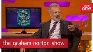 Martin Freeman reveals his nickname on the Black Panther set - The Graham Norton Show  - BBC