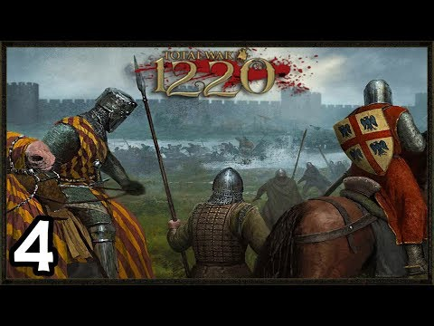 Invasion Of England! - Total War: 1220 Mod Gameplay #4