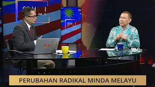 100 Hari Malaysia Baharu: Perubahan radikal minda Melayu